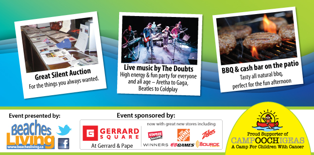 Celebrate Summer on the Beach with Life Music, Silent auctions, BBQ on the Deck, and much much more...