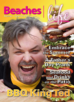 The BBQ GUY - Ted Reader
