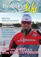 Beaches Life magazine cover