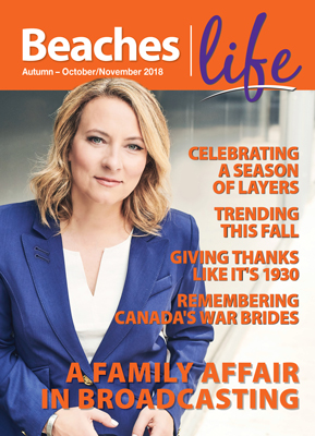 Beaches|Life Fall Issue Cover