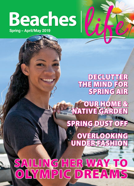 Beaches|Life Cover Spring 2019