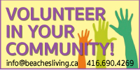 Volunteer with Beaches Living