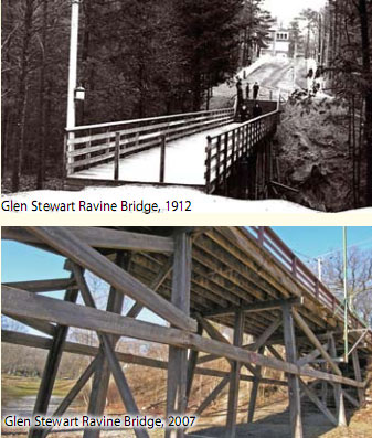Glen Stewart Ravine Bridge 1912/2007